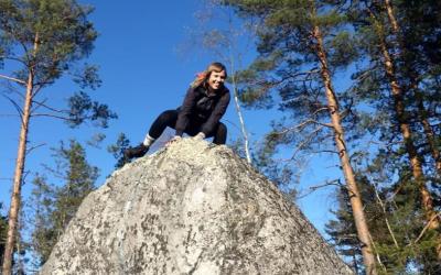 Uintia & Hierontaa Helsingissä